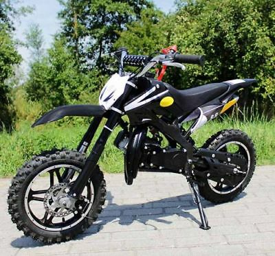 49cc Pocketbike Enduro Pocket Cross Bike Mini Motorrad Minibike Dirtbike Delta