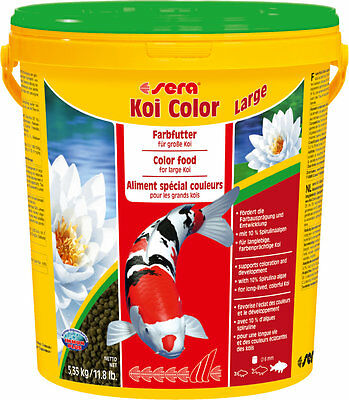 sera Koï COULEUR Large - 21 L