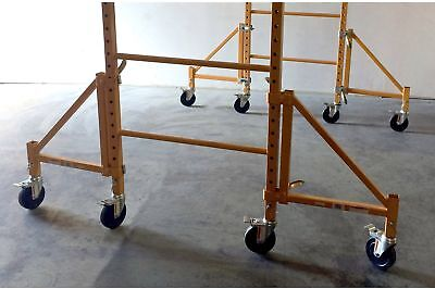 Pro-Series 18' Scaffolding Outriggers, 4-Piece Set