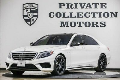 2015 Mercedes-Benz S-Class  2015 Mercedes Benz S65 AMG Low Miles 1 Owner $235,980 MSRP Clean Carfax