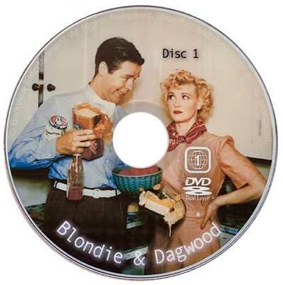 Blondie and Dagwood +++FREE SHIPPING+++ Complete 28 Movie DVD Set & New