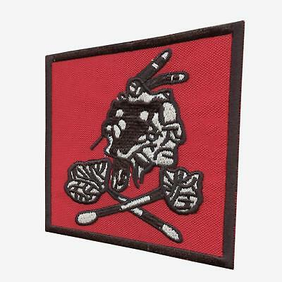 US Navy Seals THE TRIBE Red Team Squadron morale aufnäher gestickt hook patch