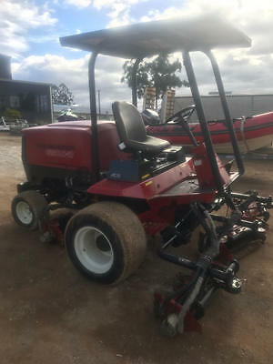 Toro Reel Master 6500D Turbo Diesel 4wd Ride On Reel Mower