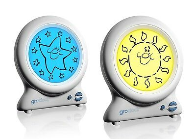 The Gro Company Gro Clock | Mains powered | Best Selling Sleep Trainer