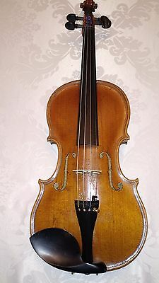 Old   Antique Full Size Very Nice Violin