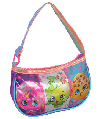 "Shopkins ""Fruit Trio"" Purse"
