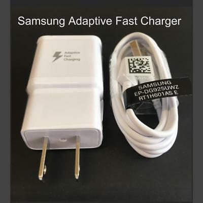 NEW Samsung Fast Charger - Adaptive Rapid Charger EP-TA20JWE - Note 4 S6 S7 Edge