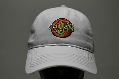 Space Jam - Adult Size Adjustable Strapback Ball Cap Hat!