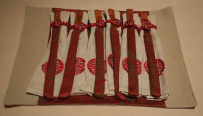 Chinese Chopsticks Set of 6