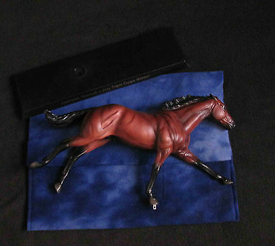 Breyer Traditional AMERICAN PHAROAH #1757 Triple Crown Winner