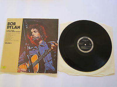 Bob Dylan – A Rare Batch Of Little White Wonder Volume 3 – Lp (Italy)