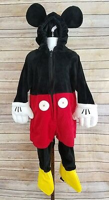 Disney Store Exclusive Toddler Boys Girls 18-24 Months Mickey Mouse Costume