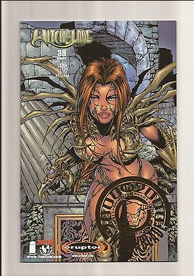Witchblade #39 Nm 9.4 Gold Foil (Monster Mart Exclusive) *ltd 2,000* Htf! 2000