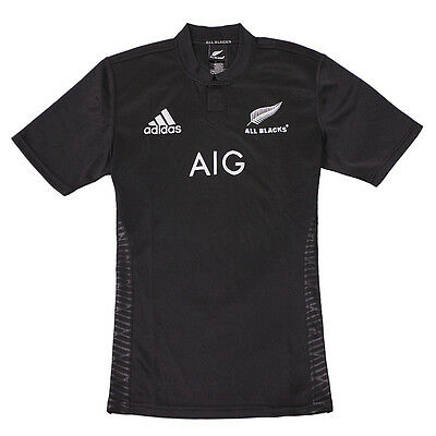 New Zealand Mens All Blacks Mens Rugby Jersey