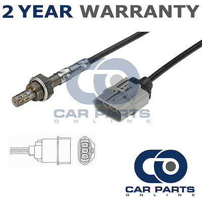 For Nissan Primera P11 1.8 16V 1999-00 3 Wire Front Lambda Oxygen Sensor Exhaust