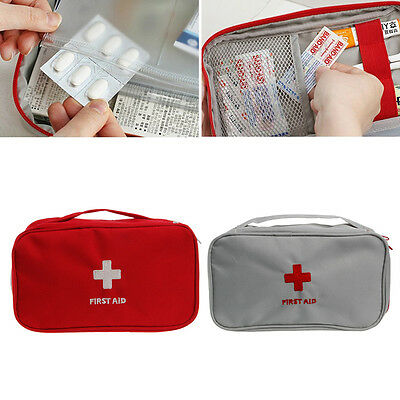 Portable First Aid Survival Medicine Storage Bag For Travel Home Medical 1pc