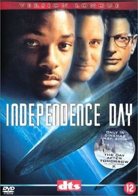 Independence Day - Extended Version - DVD  CEVG The Cheap Fast Free Post
