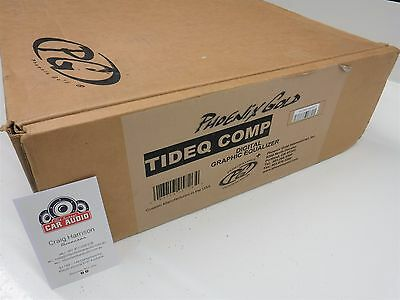 Phoenix Gold TIDEQ, Digital Graphic Equalizer - RARE and NEW IN BOX