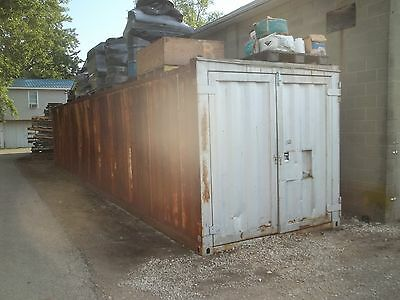 40' Shipping Container for Storage- Columbus, Ohio Area