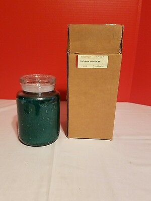Longaberger 24 OZ Two Wik Candle Balsam Fir NIB