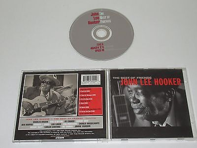 John Lee Hooker/the Best Of Friends(Pointblank Vpbcd 49) Cd Album