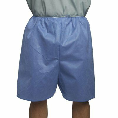 MediChoice Exam Shorts, Elastic Waist Band, Spunbond Meltblown Spunbond, XXL, of