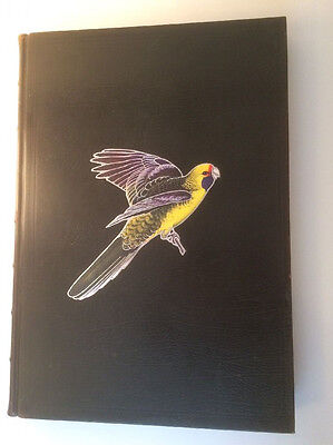 """""""australian Parrots"""" Oversized Book, Collectors Edition Forshaw & Cooper 1980"""