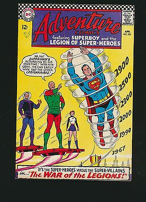 Adventure Comics #355, 9.2/NM-