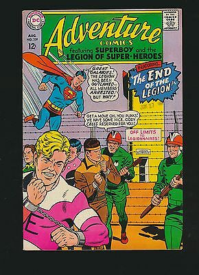 Adventure Comics #359, 9.2/NM-