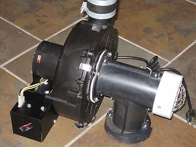 Fasco inducer Power Vent  Blower Motor Assembly