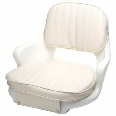 Moeller ST2000-HD Boating Chair, Cushion Set & Mounting Plate Helm Seat