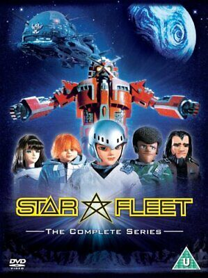 Star Fleet - The Complete Series [DVD] - DVD  9EVG The Cheap Fast Free Post