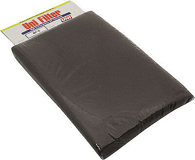 "Uni Filter Bf-2 Foam Sheet 12 X 24X 3 8"" 30 Ppi Black Coarse"