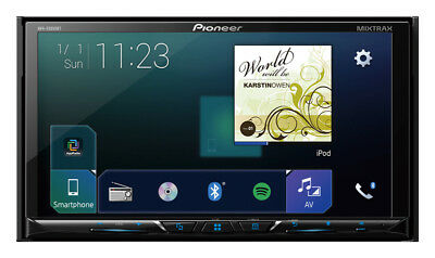 Pioneer AVH-Z5050BT Touch-screen Multimedia player, Apple CarPlay, Android Auto