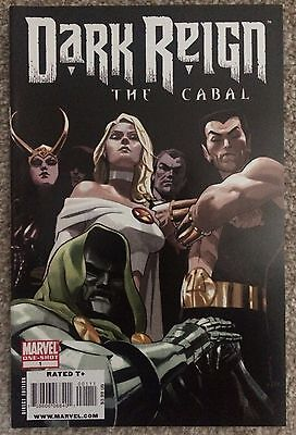 Marvel DARK REIGN: THE CABAL #1..one-shot..NM unread 1st print
