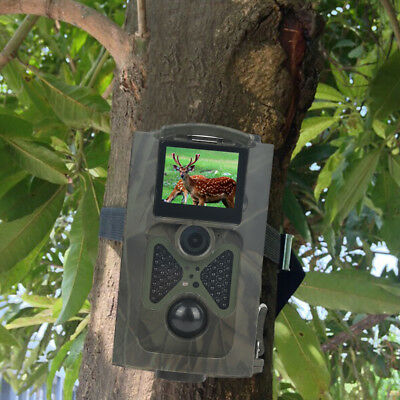Suntek HC-500M HD Hunting Trail Digital Animal Camera 940nm Scout Infrared 12MP