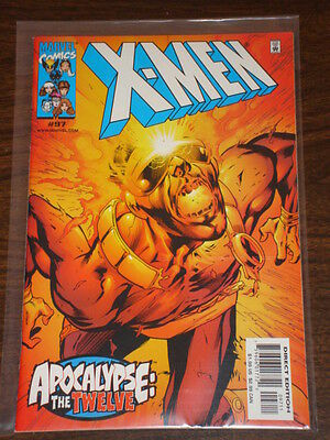 X-Men #97 Vol2 Marvel Comics Wolverine February 2000