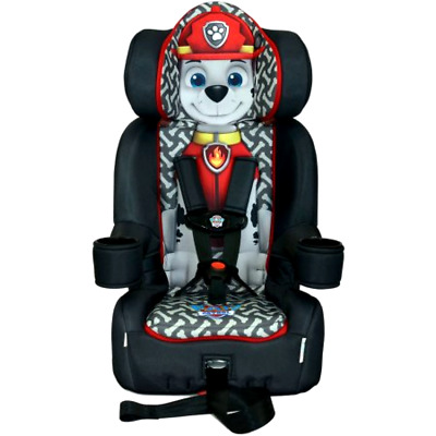 KidsEmbrace Friendship Combination Booster Car Seat, Paw Patrol Marshall