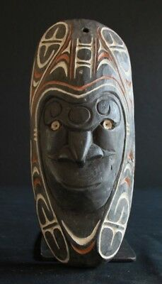 Spirit Mask From Chambri Lakes Middle Sepik