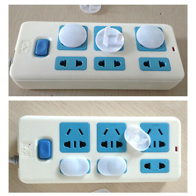 Lots Baby Child Safety Power Board Socket Outlet Point Plug Protective Covers