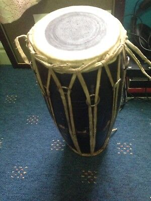 Madal Traditional Musical Instrument Nepali Drum . Hand Made madal. On sales