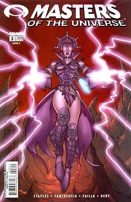Masters of the Universe #3 (Feb 2003, Image) Cover A