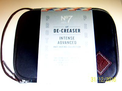 No7 Mens The Decrease Intense 'Advanced Anti-Ageing Collection Xmas Day Gift Set