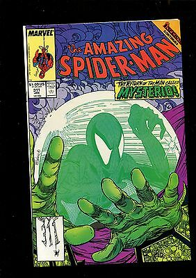 AMAZING SPIDERMAN 311 (8.0) TODD MCFARLANE MARVEL (b008)