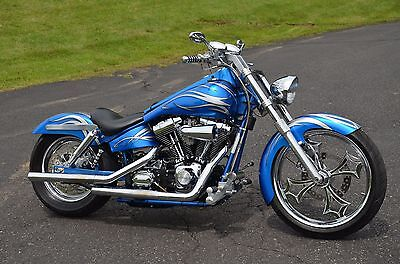 "2002 Other Makes Patriot Phantom  Patriot Phantom 95"" Harley Davidson Screamin' Eagle Pro-Street Chopper FXR Dyna"