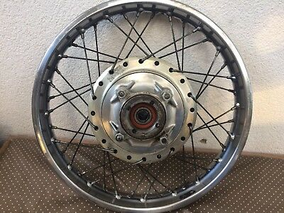 Hinterrad Felge rear wheel 1.85x18 Honda CB 550 four 500 400 750