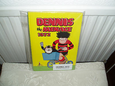 Dennis the Menace annual/book 1972