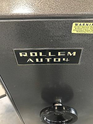 Rollem Auto 4 (Two Numbering Heads) - Number/Score/Slit/Perf