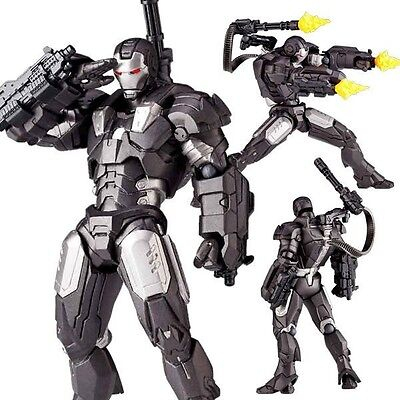 Revoltech Mini RM-006 Iron Man 2 War Machine action figure Kaiyodo