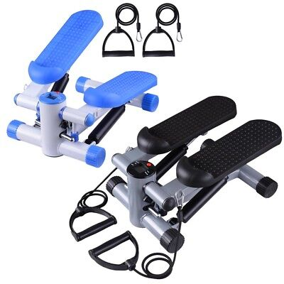 Indoor Exercise Stepper Machine Air Stair Climber Aerobic Fitness Gym Equipment